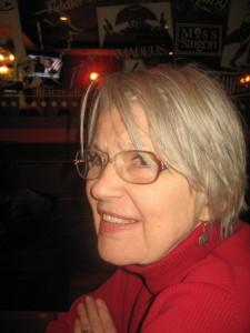 Alice K. Turker (photo credit Ellen Datlow)