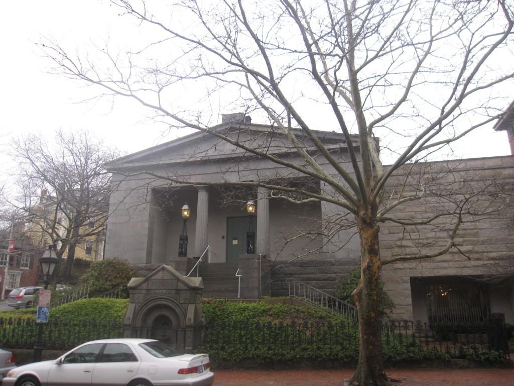 The Athenaeum exterior