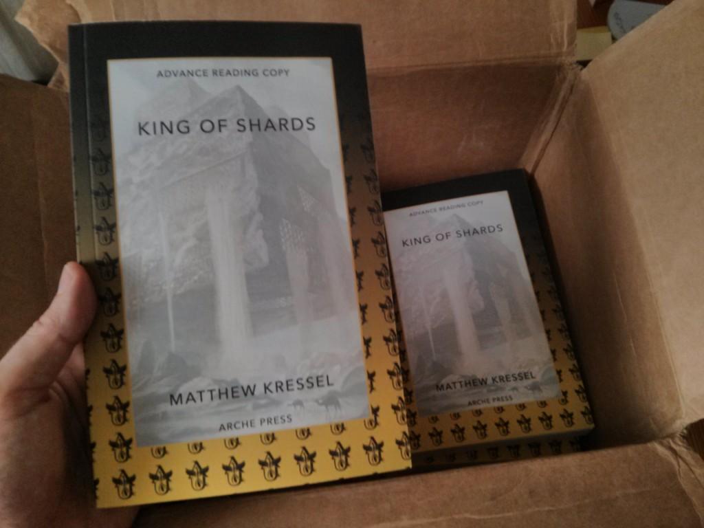 King of Shards ARC