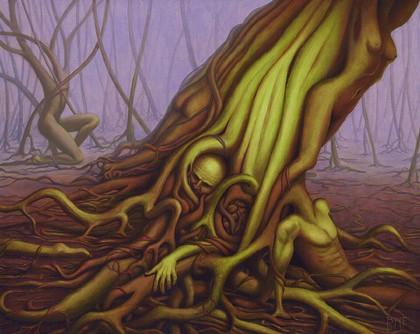 """Reincarnation"" by Blake Flynn"
