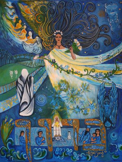 """""""Sabbath Queen"""" by Abigail Sarah Bargraim"""