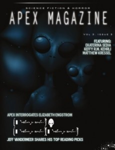 Apex Magazine September 2009