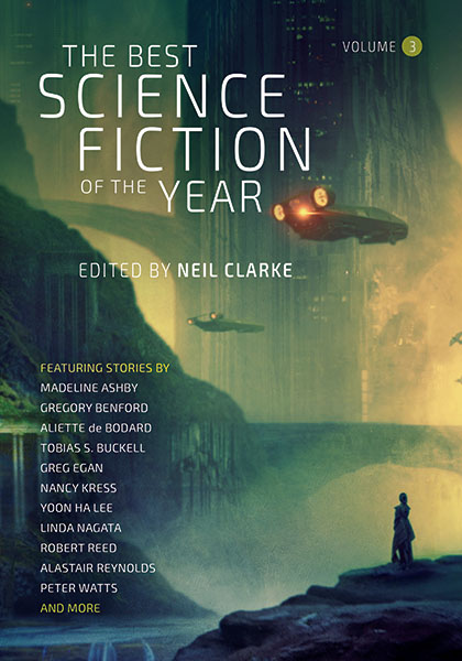 science fiction story essay