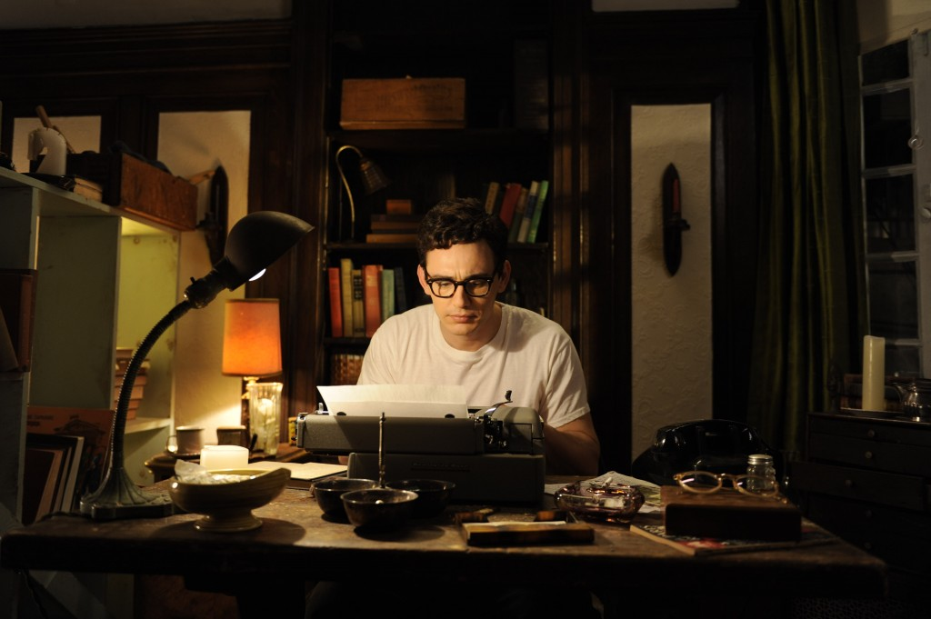 If only I had a desk like him, THEN I'd be a writer.