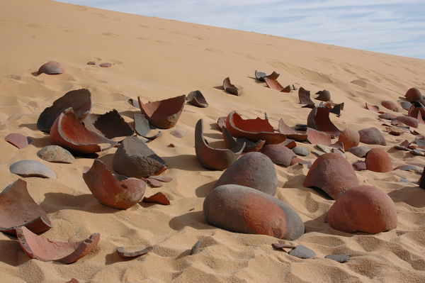Shattered Vessels